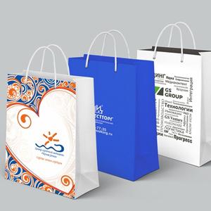 Печать пакетов - типография Этикет принт