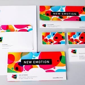 Изготовление и печать визиток - типография Этикет