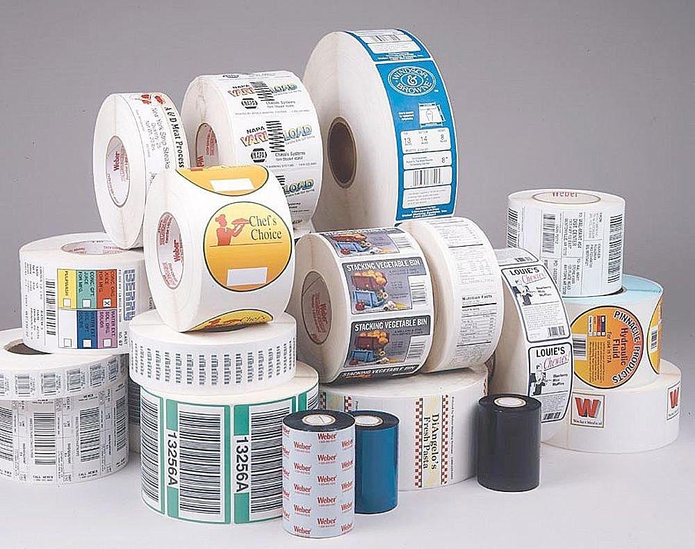 Изготовление и печать этикеток - типография Этикет Принт
